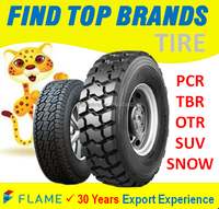 Manufacture brand TAITONG tire TBR Truck tire and PCR Car tire from 12 inch to 24 inch