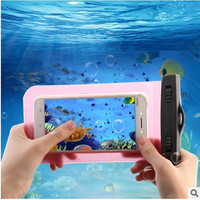 Waterproof Pouch Dry Case Cover universial Mobile phone Waterproof Bags for IPHONE 4 4S 5 5S 6 6S PLUS 7 8 8plus X