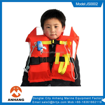 manufacture SOLAS CCS EC approved solas life jacket
