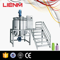 Liquid Detergent,Shampoo,Liquid Soap Making Machine Manufacturer