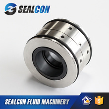 leak proof rotary shaft seal EMU component mechanical seal for high temperature hot oil pump