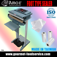 Made In Taiwan PVC Bag 75 cm Foot Pedal Impulse Heat Sealer