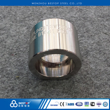 3000# Stainless Steel Forged Socket Weld Coupling Half / Full Coupling SW Pipe Fitting