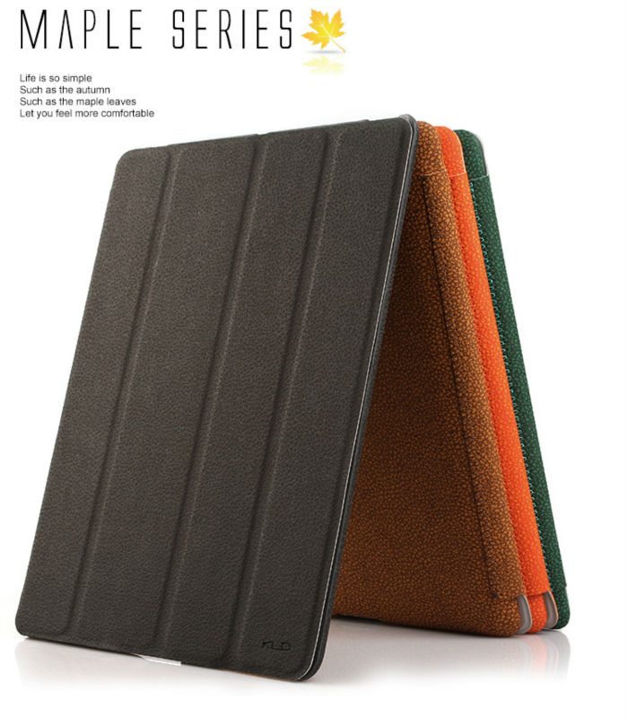 wholesale original brand Kalaideng Maple Series leather case for Ipad 2/3/mini