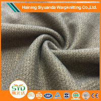 China supplier polyester upholstery silk fabric
