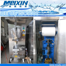 MEIXIN Automatic bag pure mineral water filling machine