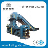 full automatic waste paper press in china for sale