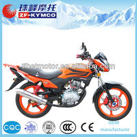 Chinese motorcycles zf-kymco 150cc street bikes motorcycle ZF150-10A(III)