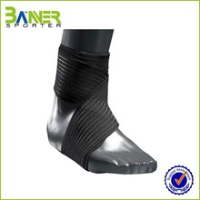 Factory direct wholesale high strength nylon/neoprene ankle support