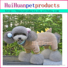 Soft Fleece small dog costume
