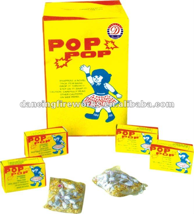 Hot T8500 Pop Pops Fireworks manufacturer with cheap prices