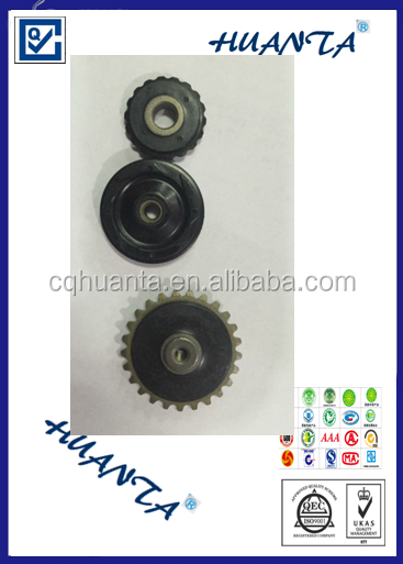 china motorcycle spare parts GUIDE WHEEL TENSION WHEEL CUB100/ KH100 / ZONGSHEN / YINXIANG / LIFAN /UNIVERSA
