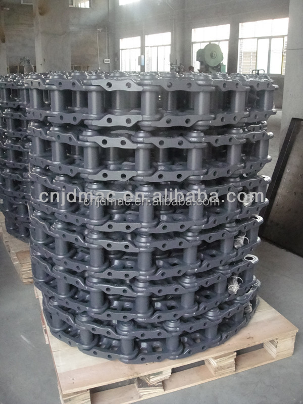 spare parts for excavator in track link