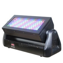 landscape flood lighting for stage 144x3w rgbw led city color