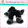 Fashion pet dog boot warming high dog boots