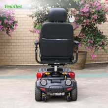 YeahBest 4 Wheel Heavy Duty Best Quality Electric Mobility Scooters For Sale