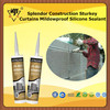 Splendor Construction Sturkey Curtains Mildewproof Silicone Sealant