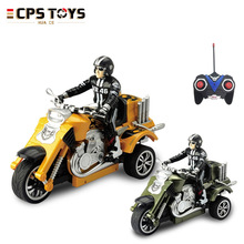 2018 new arrival remote control motorbike with drifting toys for kids 1 10 scale