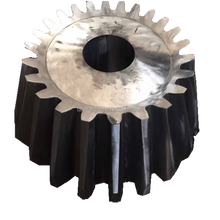 Forging customized large diameter spur gear