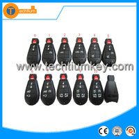 Buy High quality Chry FOBI 2+1 button smart key (433 mhz) with ...