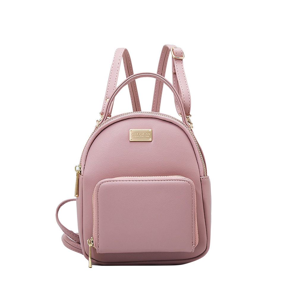 China Wholesale Fashion Mini Backpack Shoulders <strong>Bag</strong> For Women Girl Backpack Custom