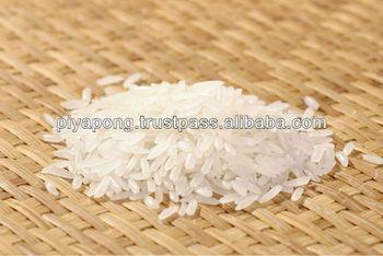 High Quality Hot Selling Thai Long Grain White Rice
