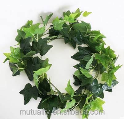 New product direct maufacturing artificial ivy rattan raw material for hanging decoration
