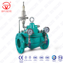 3DV Rapid supply Professional manufacturer Spheroidal Graphite Cast Iron valve hydraulic