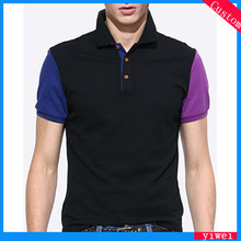 Colorful Polo Shrit Design Color Combination Man Sports Polo Shirt