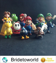 12 types Super mario toy Bros Action figures