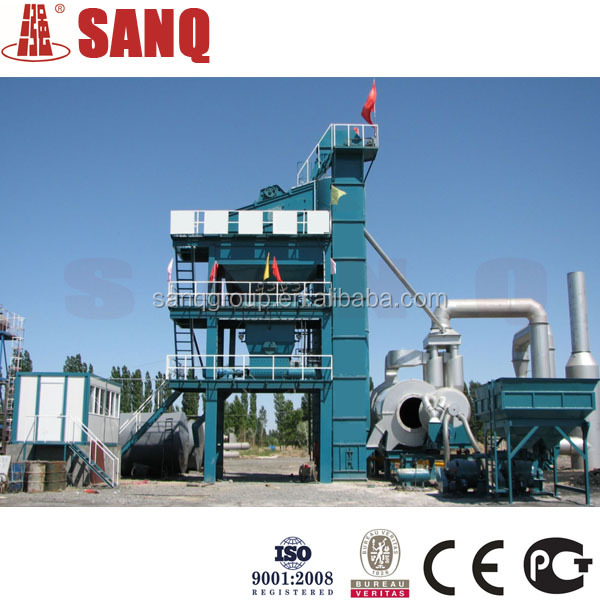 Environmentally Friendly Bitumen Emulsion Plant Asphalt Mixer Plant Asphalt Concrete Mixing Plant