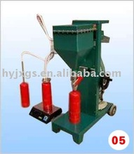fire extinguisher powder filler /fire extinguisher powder filling machine /powder filling equipment GFM16-1