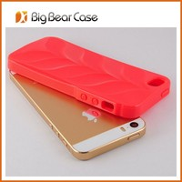 shell mobile phone tpu cover for iphone 5 recycled phone case