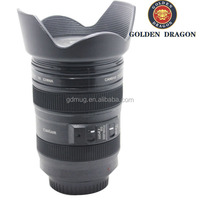 stainless steel interior caniam lens mug for sale