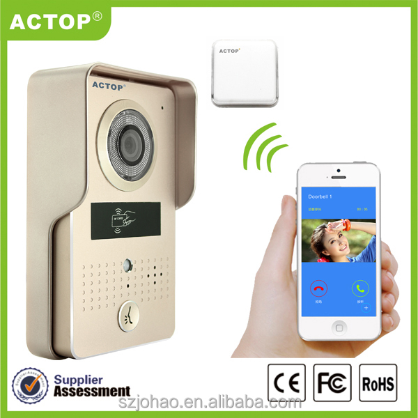 2016 new products actop home intercom with app intercom for New home products 2016