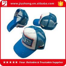 Cheap price baseball caps bulk with plastic buckle closure
