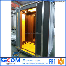 Machine Room less Elevator Residential Lift Home Elevator for apartment made in China