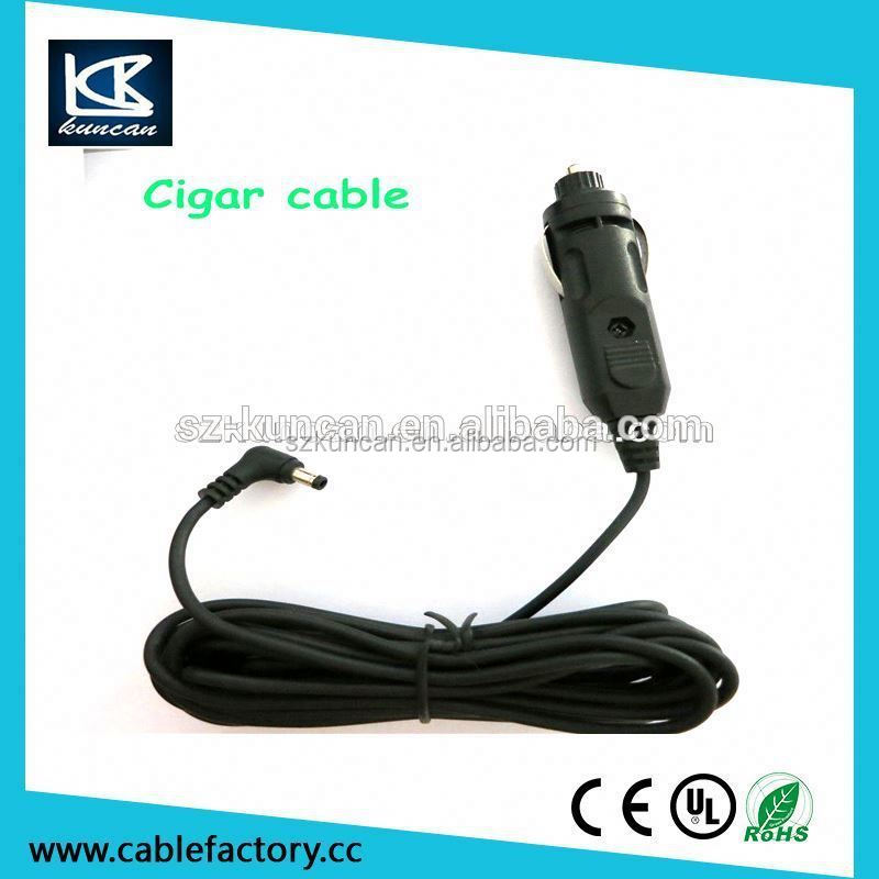 China supplier dc car adapter cigarette charger cable cigarette lighter car charger for cellphone KC-CAR-324