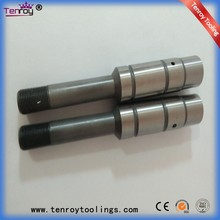 thick turret punch tool for thread rooling dies