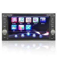 7 Inch Touch Screen Bluetooth Car CD/DVD Player for Universal Toy ota Cars