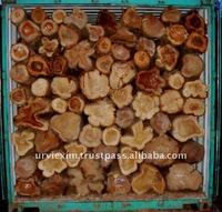 Sell Mexico Round Teak Log