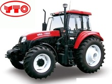 Famous brand120hp YTO small tractors for sale in best discounted price