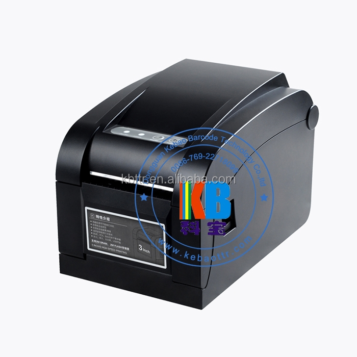 Commerical printer Taiwan brand TSC series business printer ttp345 laser printer hp