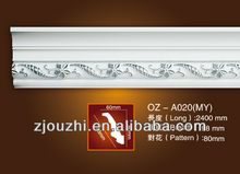 Pu Plastic Moulding for Modern Ceiling Design