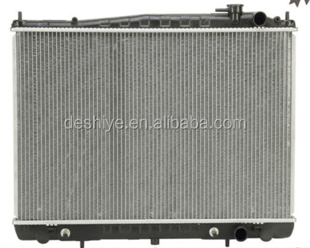 Quality brazed Radiator DPI 2215 for Frontier Xterra