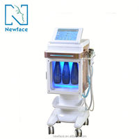 2016 Newest oxygen facial machine for skin whitening spray for Beauty Salon