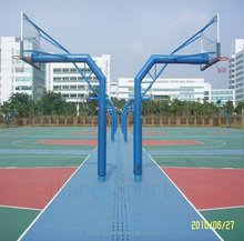 synthetic indoor futsal court plastic floor covering