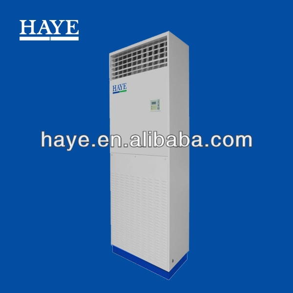 Industrial use Water cooled up-right Fan Coil central air conditioning accept OEM order
