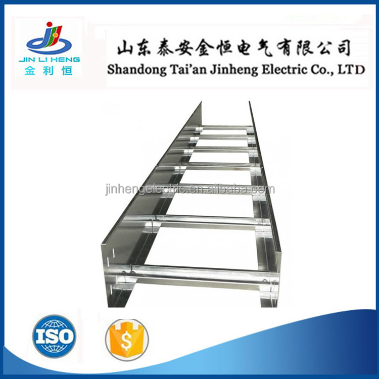 Buy Steel Galvanized Ladder Cable Tray