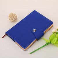 Luxury PU Cover Note Book For